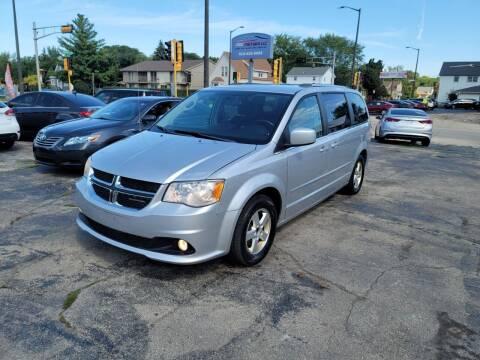 2011 Dodge Grand Caravan for sale at MOE MOTORS LLC in South Milwaukee WI