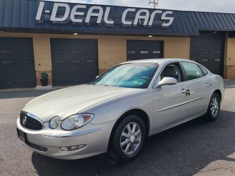 2007 Buick LaCrosse for sale at I-Deal Cars in Harrisburg PA