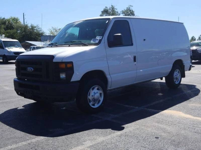 2012 Ford E-Series Cargo for sale at Gulf Financial Solutions Inc DBA GFS Autos in Panama City Beach FL