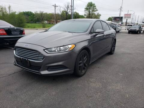 2014 Ford Fusion for sale at Auto Choice in Belton MO