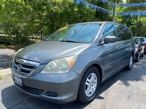 2007 Honda Odyssey for sale at WOLF'S ELITE AUTOS in Wilmington DE
