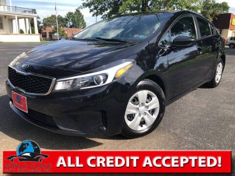 2017 Kia Forte for sale at World Class Auto Exchange in Lansdowne PA