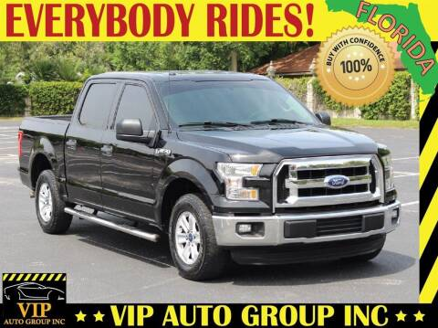 2016 Ford F-150 for sale at VIP Auto Group in Clearwater FL