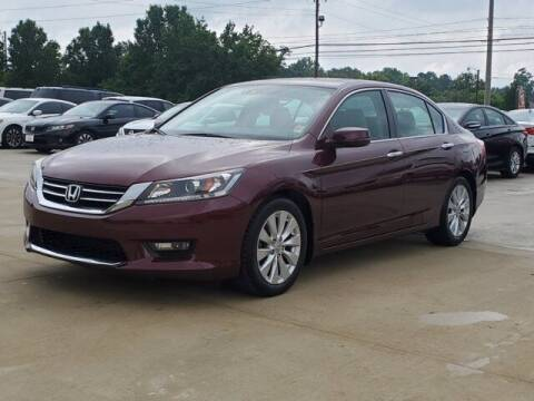 2015 Honda Accord for sale at Best Auto Sales LLC in Auburn AL