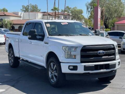 2017 Ford F-150 for sale at Curry's Cars Powered by Autohouse - Brown & Brown Wholesale in Mesa AZ