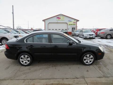2007 Kia Optima for sale at Jefferson St Motors in Waterloo IA