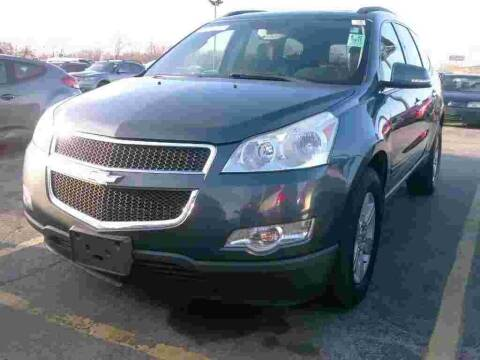 2011 Chevrolet Traverse for sale at Cj king of car loans/JJ's Best Auto Sales in Troy MI