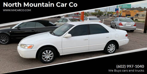 1998 Toyota Camry for sale at North Mountain Car Co in Phoenix AZ
