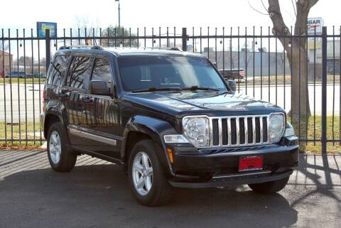 2012 Jeep Liberty for sale at Avanesyan Motors in Orem UT