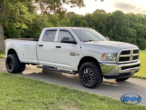 2017 RAM Ram Pickup 3500 for sale at B & M Motors, LLC in Tompkinsville KY