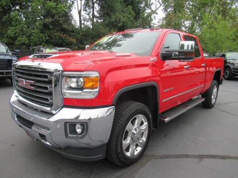 2019 GMC Sierra 2500HD for sale at LULAY'S CAR CONNECTION in Salem OR
