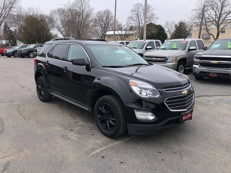 2017 Chevrolet Equinox for sale at WILLIAMS AUTO SALES in Green Bay WI