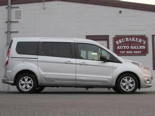 2015 Ford Transit Connect Wagon for sale at Brubakers Auto Sales in Myerstown PA