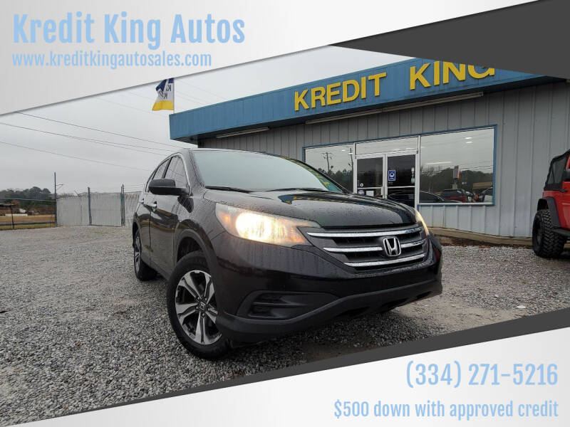 2014 Honda CR-V for sale at Kredit King Autos in Montgomery AL