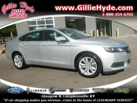 2017 Chevrolet Impala for sale at Gillie Hyde Auto Group in Glasgow KY