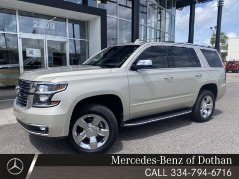 2016 Chevrolet Tahoe for sale at Mike Schmitz Automotive Group in Dothan AL