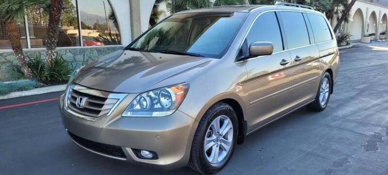 2008 Honda Odyssey for sale at Alltech Auto Sales in Covina CA