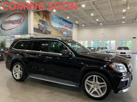 2015 Mercedes-Benz GL-Class for sale at Godspeed Motors in Charlotte NC