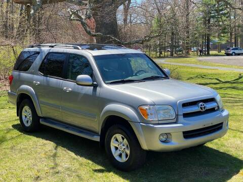 2005 Toyota Sequoia for sale at Choice Motor Car in Plainville CT