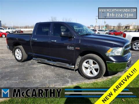 2016 RAM Ram Pickup 1500 for sale at Mr. KC Cars - McCarthy Hyundai in Blue Springs MO