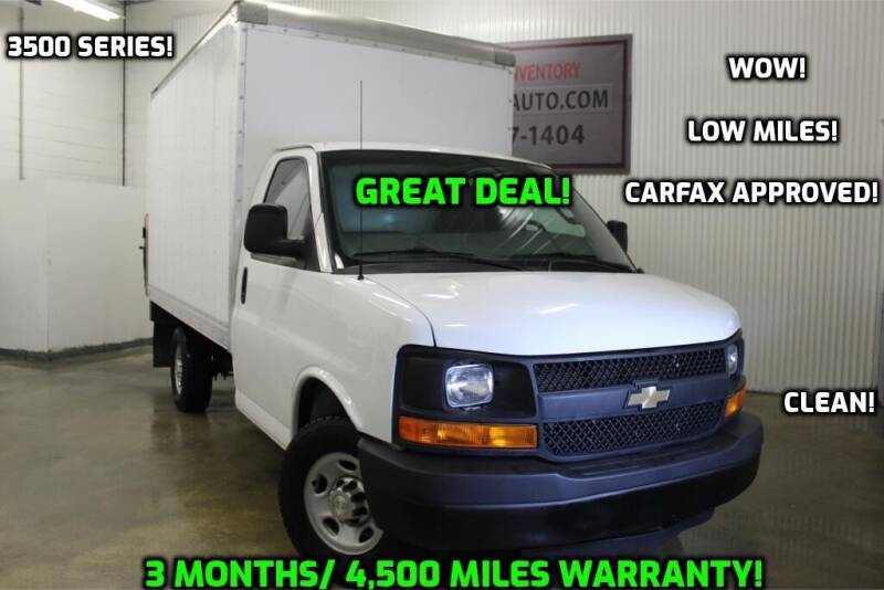 2016 Chevrolet Express Cutaway for sale at Battaglia Auto Sales in Plymouth Meeting PA