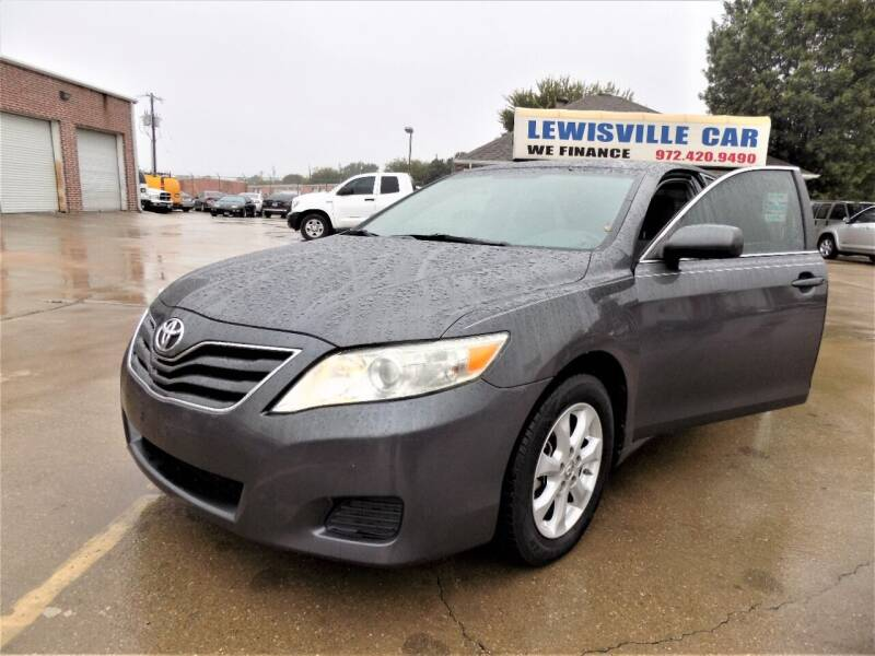2011 Toyota Camry for sale at Lewisville Car in Lewisville TX