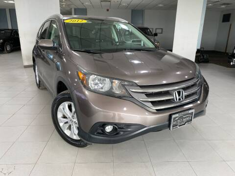 2012 Honda CR-V for sale at Auto Mall of Springfield in Springfield IL