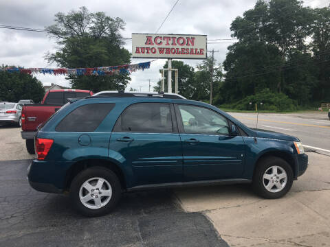 2006 Pontiac Torrent for sale at Action Auto Wholesale in Painesville OH