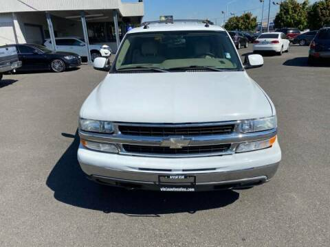 2004 Chevrolet Tahoe for sale at TacomaAutoLoans.com in Lakewood WA