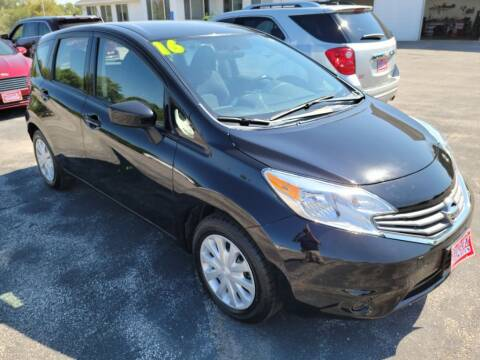 2016 Nissan Versa Note for sale at Cooley Auto Sales in North Liberty IA