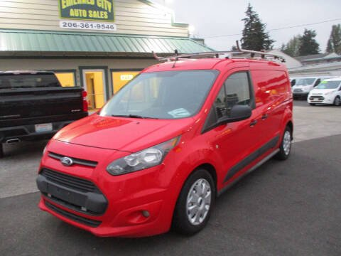 2014 Ford Transit Connect Cargo for sale at Emerald City Auto Inc in Seattle WA