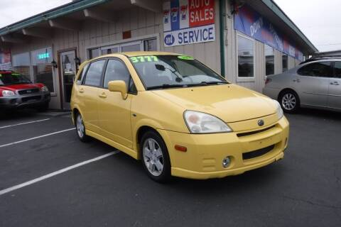 2003 Suzuki Aerio for sale at 777 Auto Sales and Service in Tacoma WA