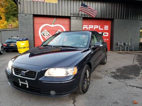 2007 Volvo S60 for sale at Apple Auto Sales Inc in Camillus NY