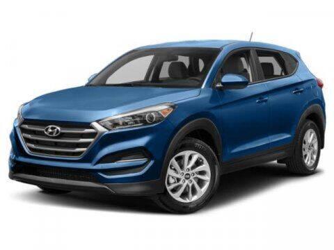 2018 Hyundai Tucson for sale at Mazda of North Miami in Miami FL