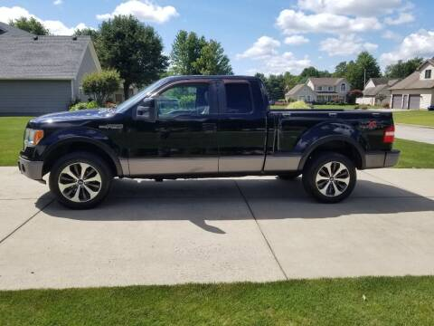2009 Ford F-150 for sale at Country Auto Sales in Boardman OH