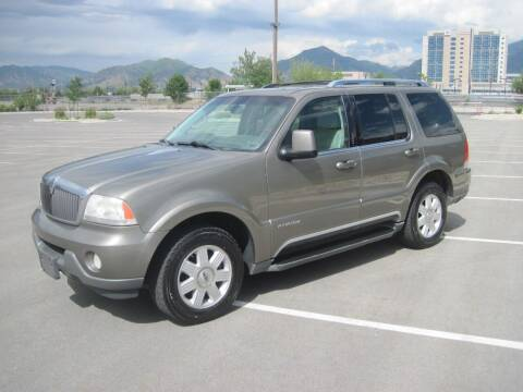 2004 Lincoln Aviator for sale at ALL ACCESS AUTO in Murray UT