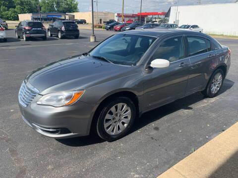 2011 Chrysler 200 for sale at Auto Credit Xpress - Jonesboro in Jonesboro AR