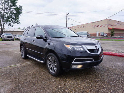 2011 Acura MDX for sale at BLUE RIBBON MOTORS in Baton Rouge LA