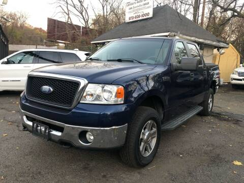 2007 Ford F-150 for sale at Lenders Auto Group in Hillside NJ