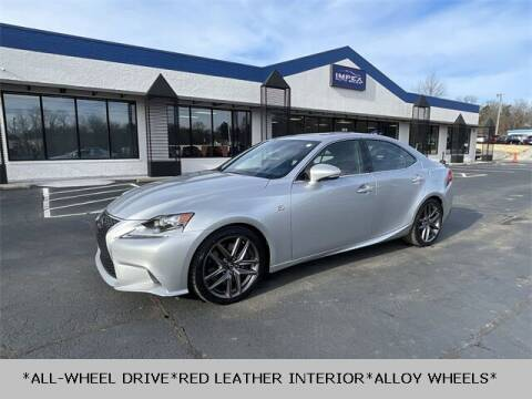2016 Lexus IS 300 for sale at Impex Auto Sales in Greensboro NC