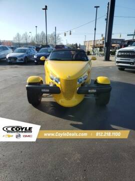 2000 Plymouth Prowler for sale at COYLE GM - COYLE NISSAN - New Inventory in Clarksville IN
