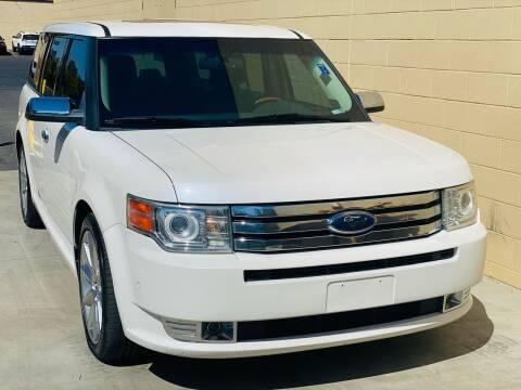 2010 Ford Flex for sale at Auto Zoom 916 Rancho Cordova in Rancho Cordova CA