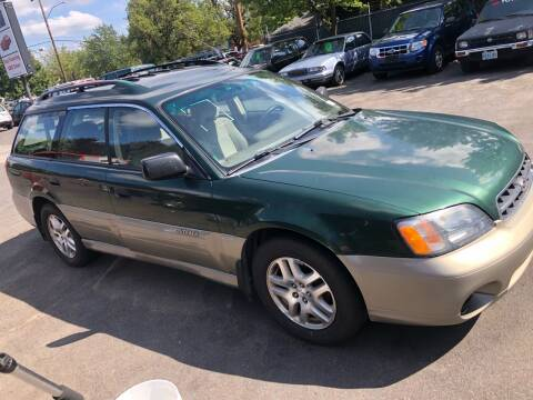 2000 Subaru Outback for sale at Blue Line Auto Group in Portland OR