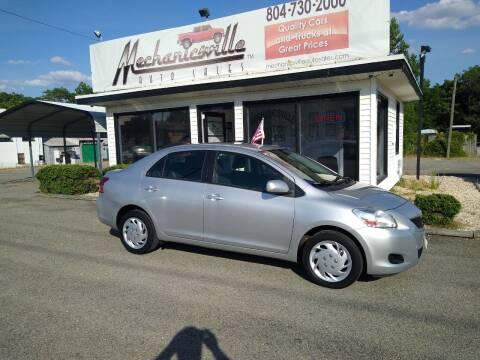 2012 Toyota Yaris for sale at Mechanicsville Auto Sales in Mechanicsville VA