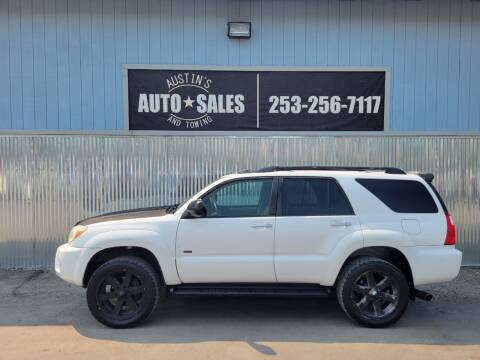 2006 Toyota 4Runner for sale at Austin's Auto Sales in Edgewood WA