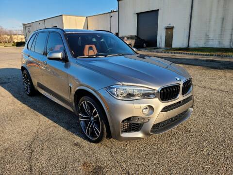 2018 BMW X5 M for sale at International Motor Group LLC in Hasbrouck Heights NJ