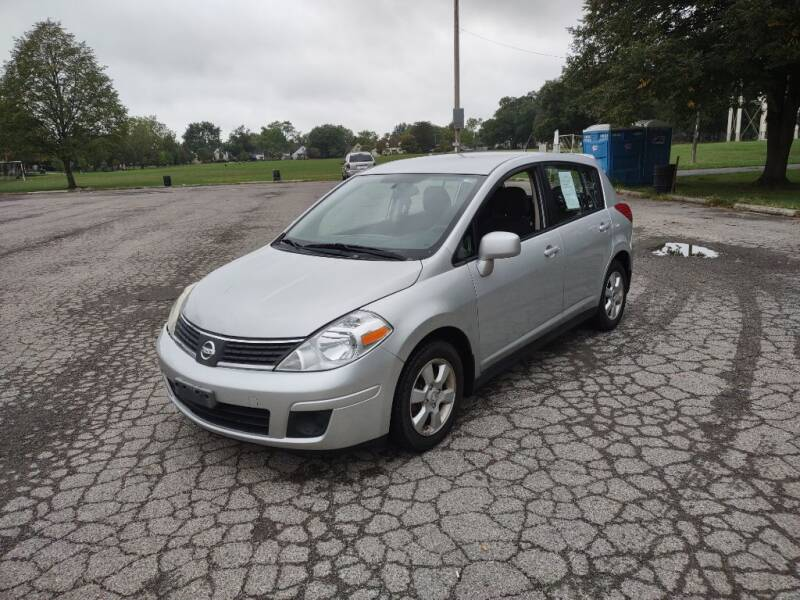 2009 Nissan Versa for sale at Flag Motors in Columbus OH