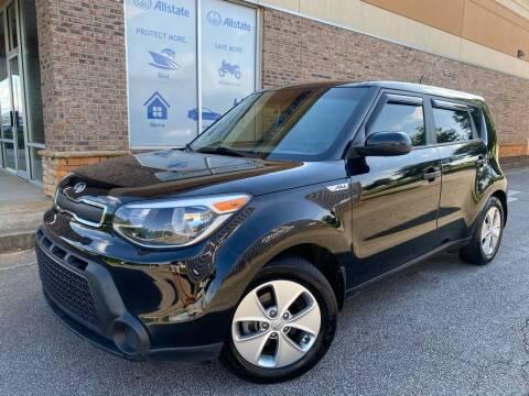 2015 Kia Soul for sale at Gwinnett Luxury Motors in Buford GA