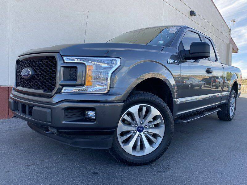 2018 Ford F-150 for sale in Tucson, AZ