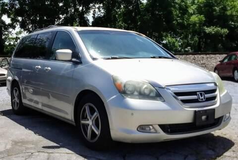 2011 Honda Odyssey for sale at Abingdon Auto Specialist Inc. in Abingdon VA